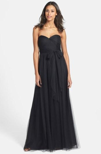 Wedding - Jenny Yoo Annabelle Convertible Tulle Column Dress