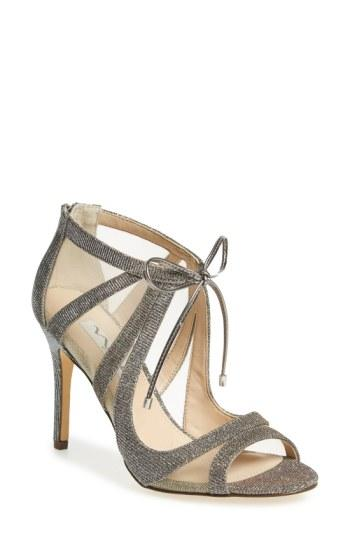 Wedding - Nina Cherie Illusion Sandal (Women)