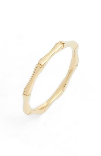 Hochzeit - Bony Levy Octagon Stacking Ring (Nordstrom Exclusive)