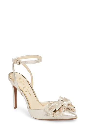 Wedding - Jessica Simpson Pearlanna Pump (Women)