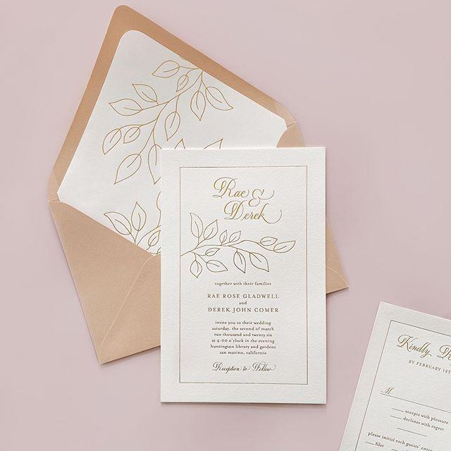 Wedding - Smitten on Paper