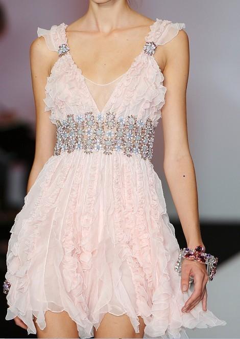 Mariage - Mini / robe de soirée courte