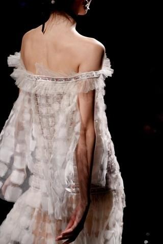 Wedding - Chiffon Evening Dress
