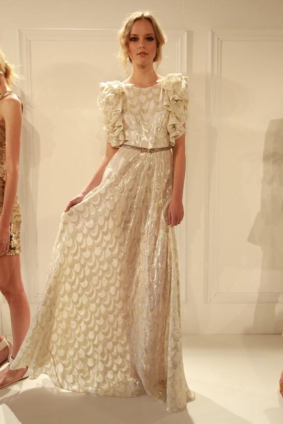Mariage - Robe de mariée Sparkly