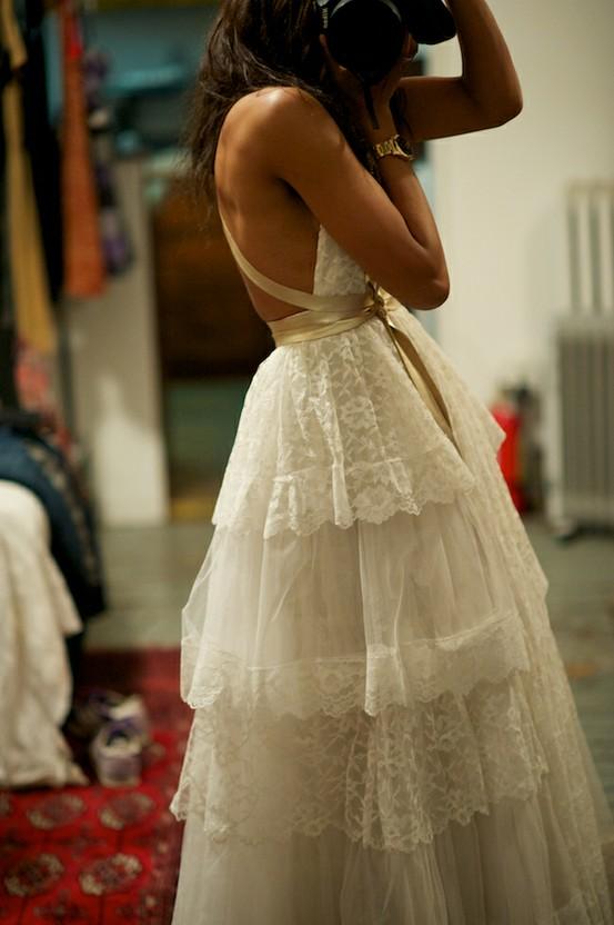 زفاف - فستان الزفاف