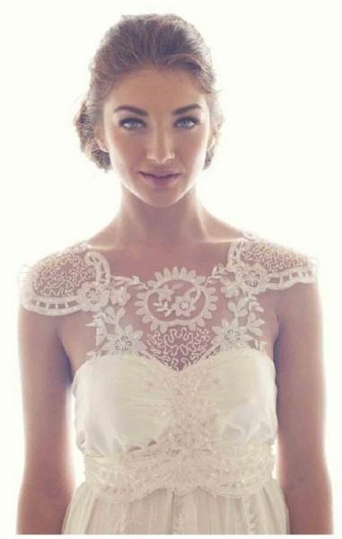 Свадебные платья с кружевом фото