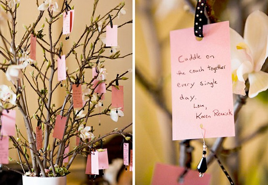 Hochzeit - Creative Wedding Gästebuch ♥ Hochzeits-Baum Gästebuch