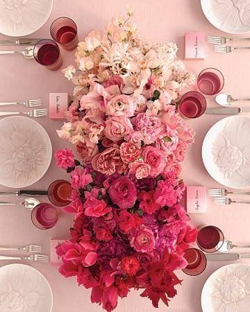 Hochzeit - Wedding Table