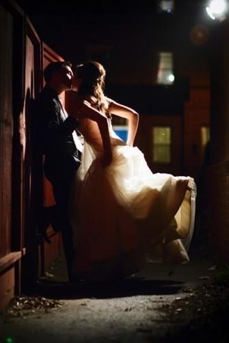 Wedding - Professional Wedding Photography ♥ Passionatte Wedding Kiss