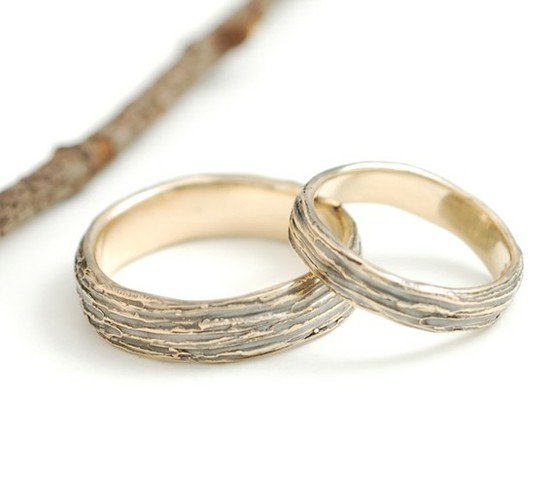 creative wedding bands - Creative Wedding Rings