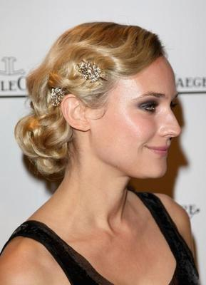Old Hollywood Hairstyle ♥ Celebrities Wedding Hairstyle #791946 ...