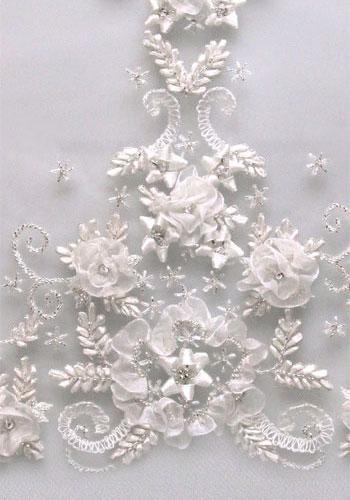 Hochzeit - Claire Pettibone Veil Collection