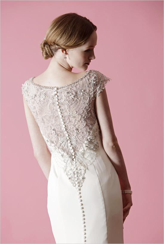 Свадьба - Badgley Mishka весной 2013 Свадебное платье коллекции