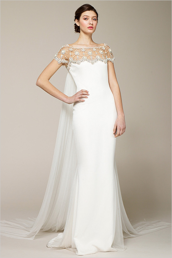 Wedding - Marchesa 2013 Bridal Collection