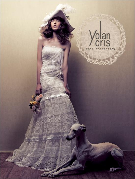 Mariage - Yolan Cris Collection 2012 Mariage