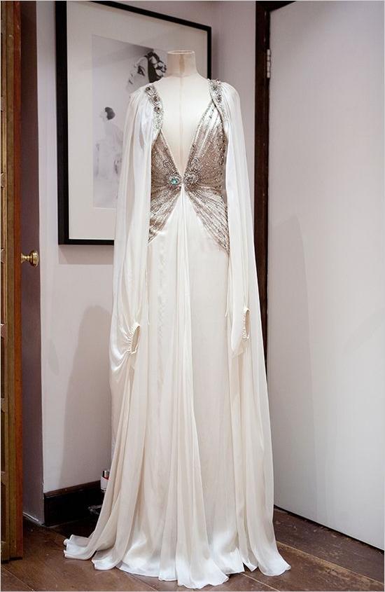 زفاف - Temperley فستان الزفاف