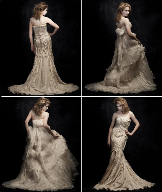Eco Wedding Eco Friendly Wedding Gowns 792513 Weddbook