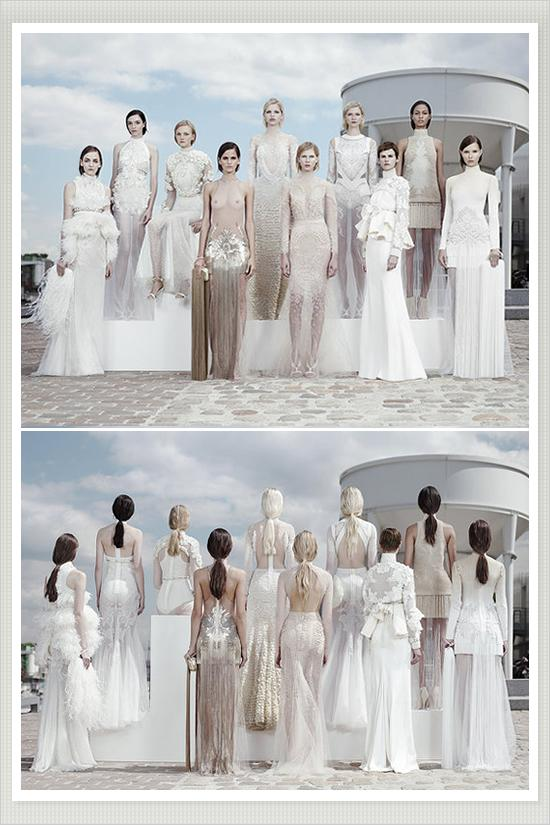 Wedding - Givenchy Haute Couture