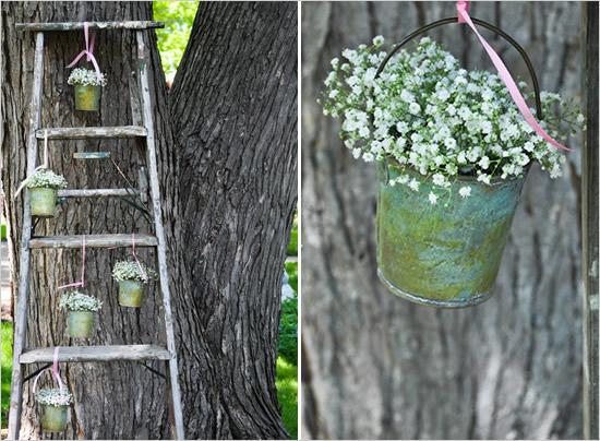 Wedding - Babys Breath Ideas