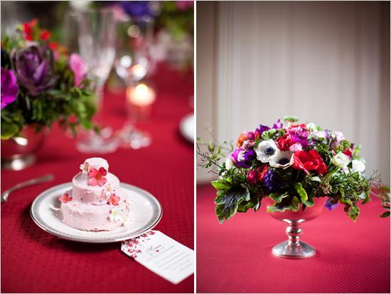 Hochzeit - Kleine Hochzeitstorten
