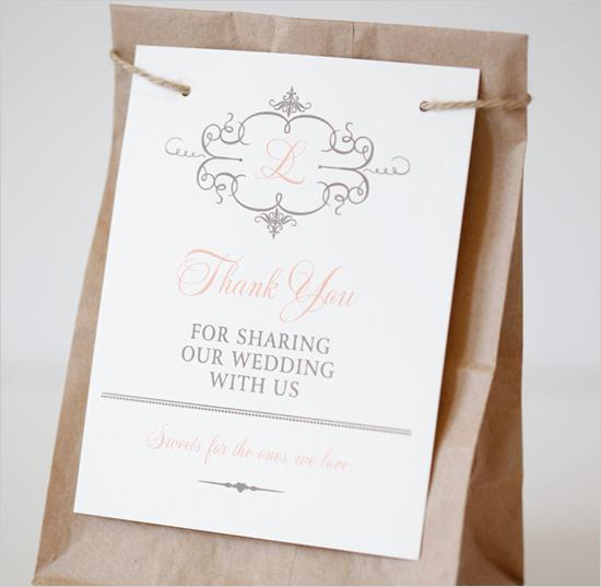 Wedding Gift Bag Cards : Wedding - DIY Vintage Wedding Favors ? Handmade Vintage Gift Bag