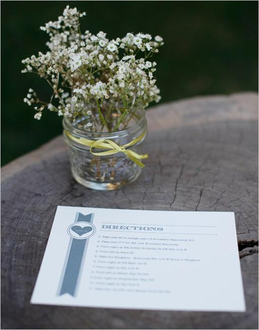Hochzeit - Kostenlose Printable Anfahrt Karte