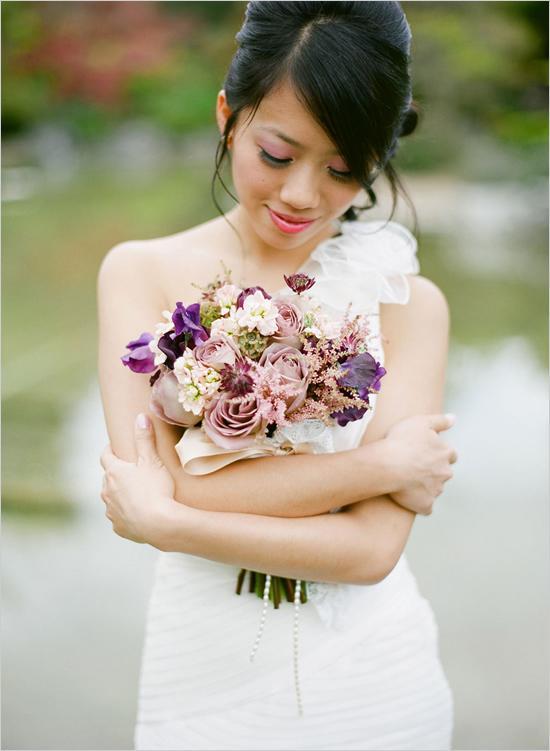 Mariage - Bouquet de mariage de Rose