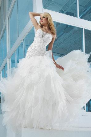 Wedding Nail Designs - Tony Bowls Bridal #793727 - Weddbook