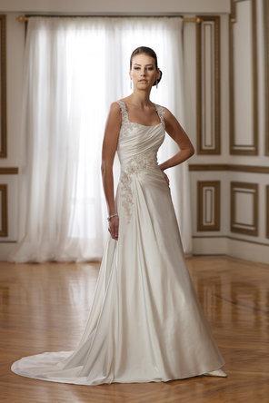 Hochzeits-Nail Designs - Sophia Tolli Brautkleid #793902 - Weddbook