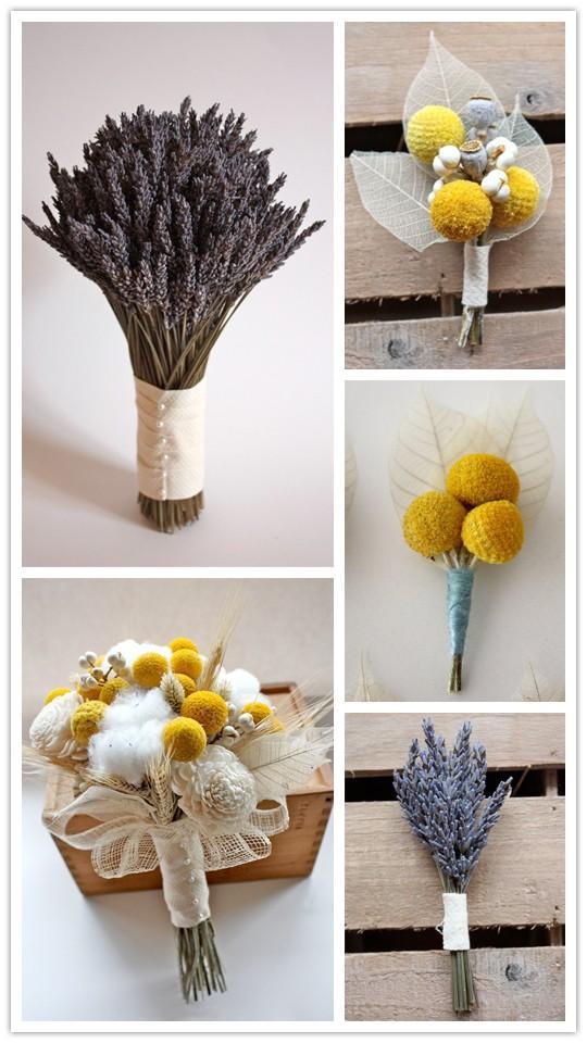 Hochzeit - Rustic Wedding Bouquets