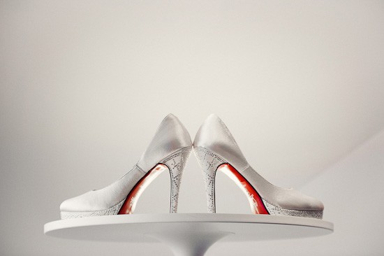 Mariage - Christian Louboutin Wedding Shoes