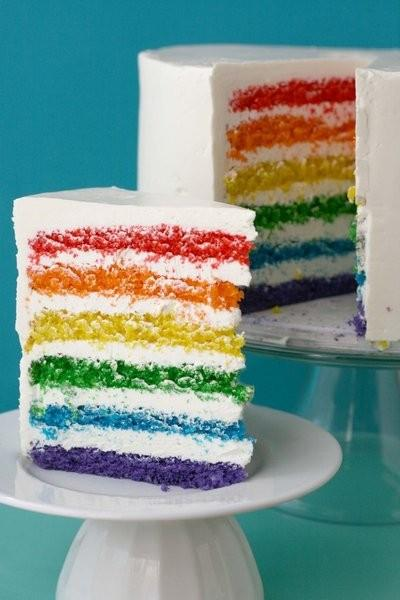 Wedding - Rainbow Wedding