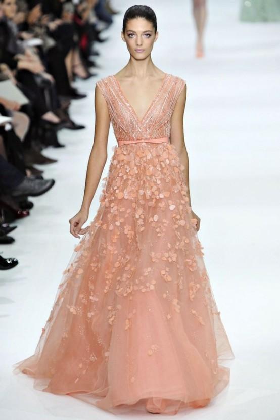 Wedding - Chic Elie Saab Design Dress