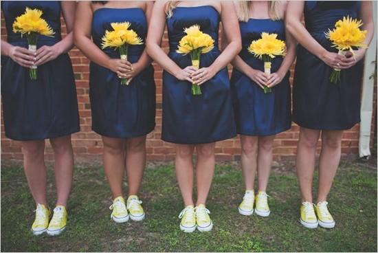 Navy Wedding - Navy Blue Wedding Color Palettes #798882 - Weddbook