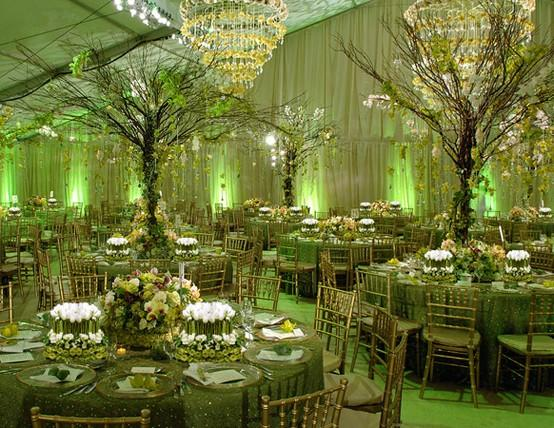 Green wedding kelley green wedding color palettes - Olive garden bailey s crossroads ...