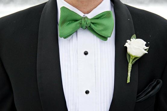 Green Wedding - Kelley Green Wedding Color Palettes