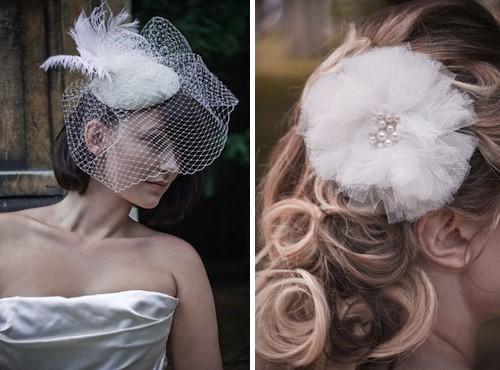 Wedding - Vintage Wedding Hair Accessories