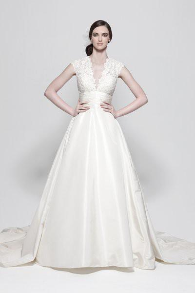 image of Chic Wedding Dress ♥ Lace Wedding Dress