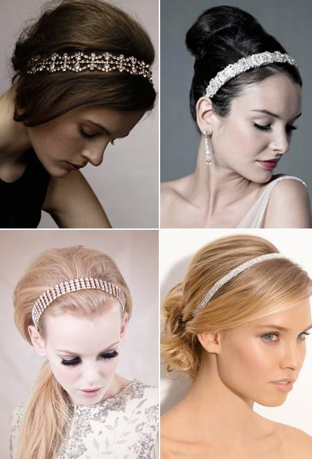 Mariage - Idées coiffure de mariage