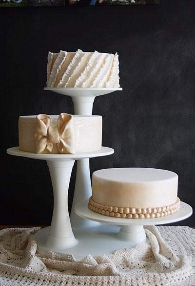 زفاف - وكعكة الزفاف