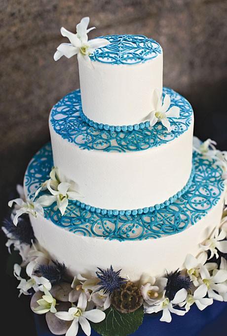 Mariage - Le gâteau de mariage