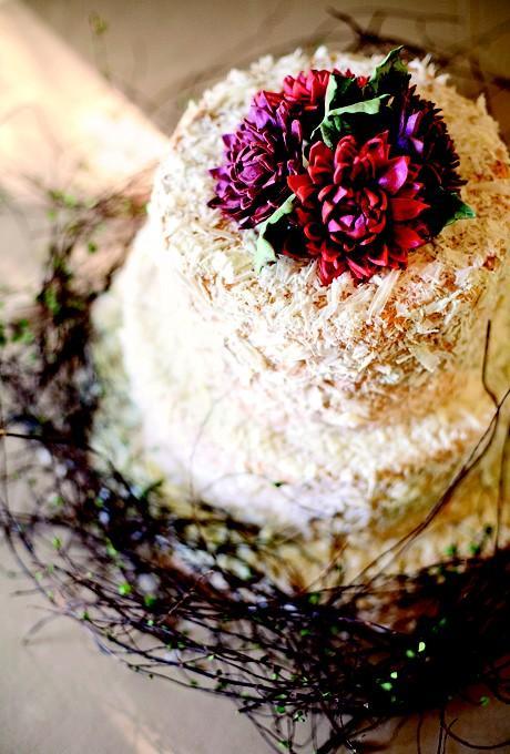 Hochzeit - Rustic Wedding Cakes ♥ Hochzeitstorte Design