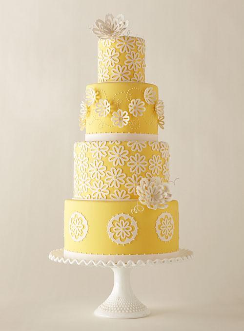 Gâteaux De Mariage - Le Gâteau De Mariage #800979 - Weddbook