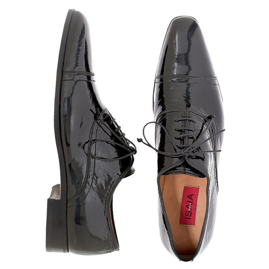 Hochzeit - Made to Measure Dress Shoes ♥ Isaia Groom Schuhe