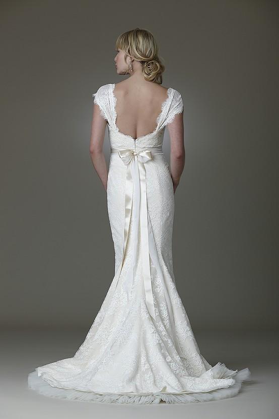 Wedding - Chic Special Design Wedding Dress ♥ Romantic Lace Wedding Dress
