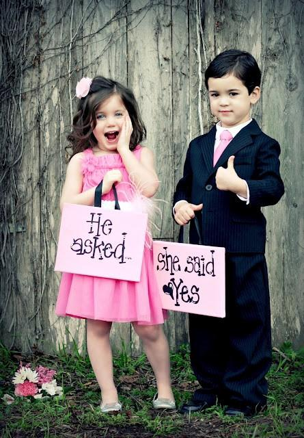 image of Cute Wedding Photography ♥ Creative Wedding Photography