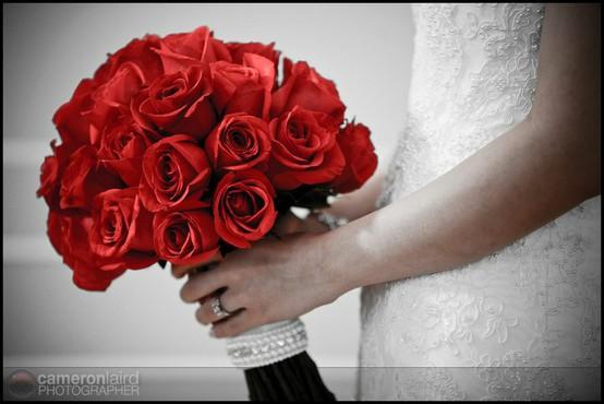 Hochzeit - Wedding Bouquet & Flowers - Brautstrauß