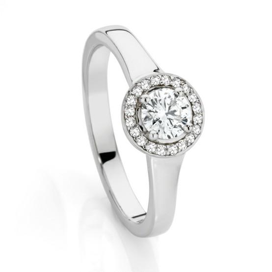 Mariage - Anneau de mariage de diamant bague de fiançailles ...