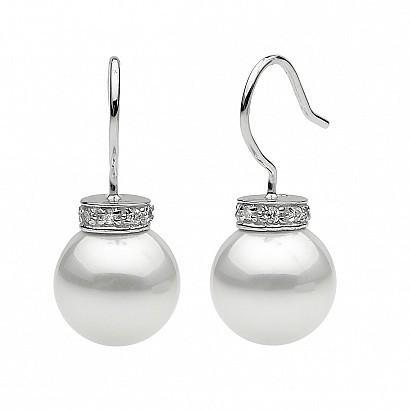 Mariage - Georgini blanc perle ♥ Bridal Jewelry Designer