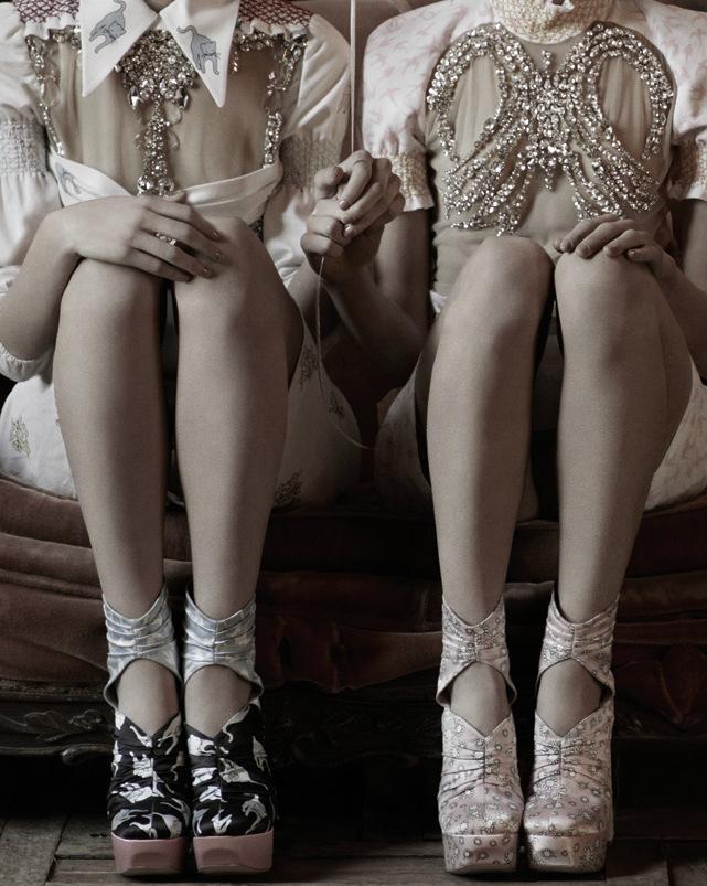Hochzeit - Nette und modische Retro Schuhe
